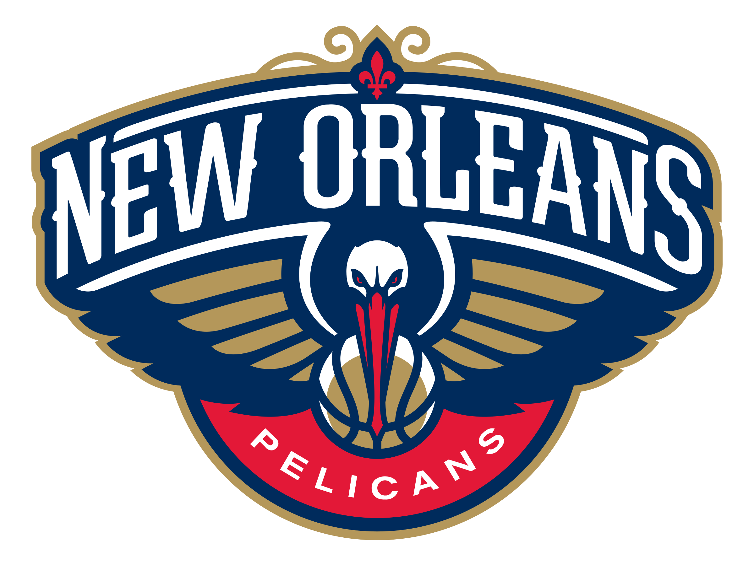 new orleans pelicans png
