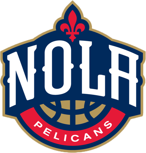 New orleans pelicans png. Logo psd official psds