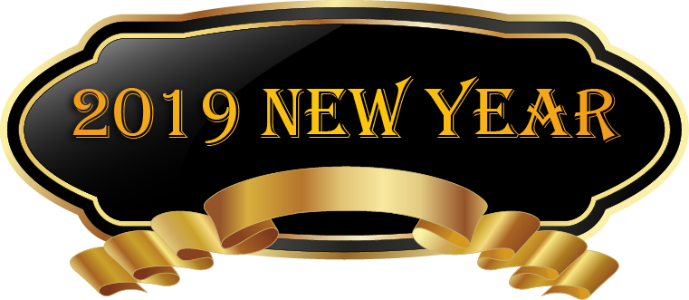 New year banner png. Images vector clipart