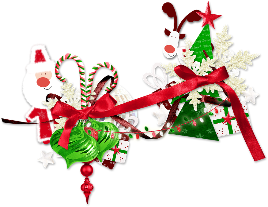 New yeard ornaments png. Download winter christmas year