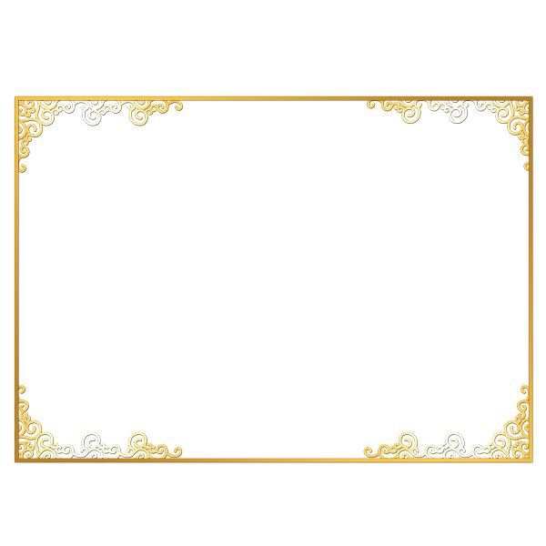 New years border png. Web page copyright icon
