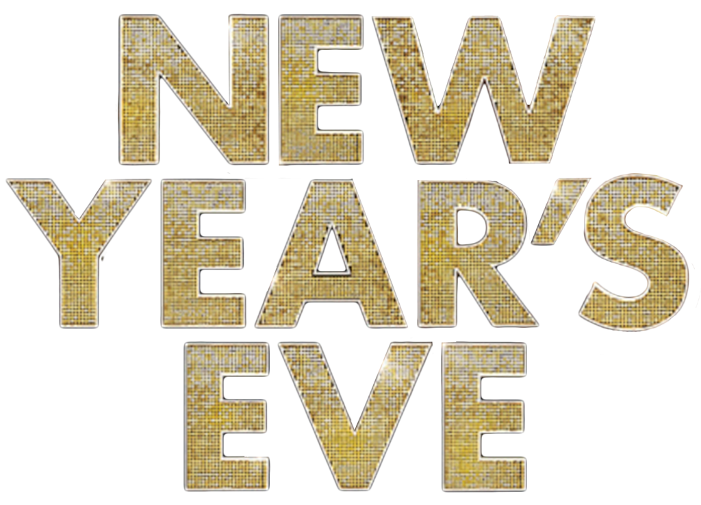 New years eve ball png. A must watch film