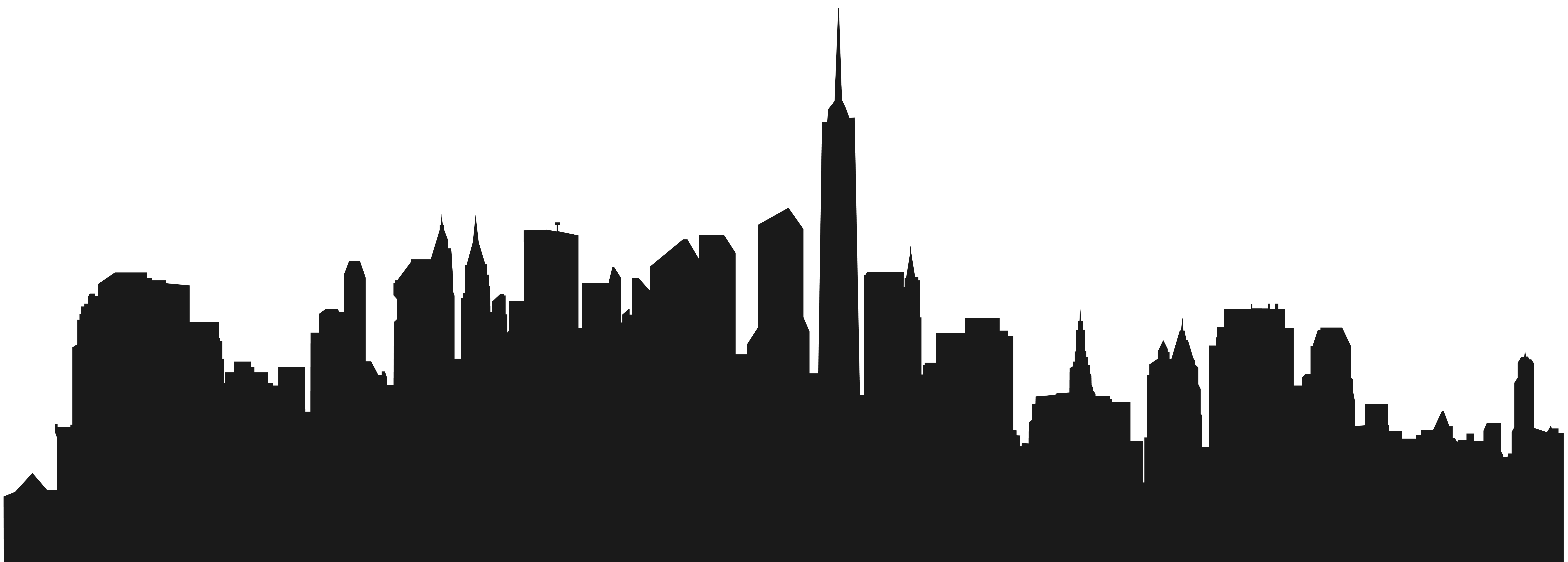 New york city silhouette png. Building at getdrawings com