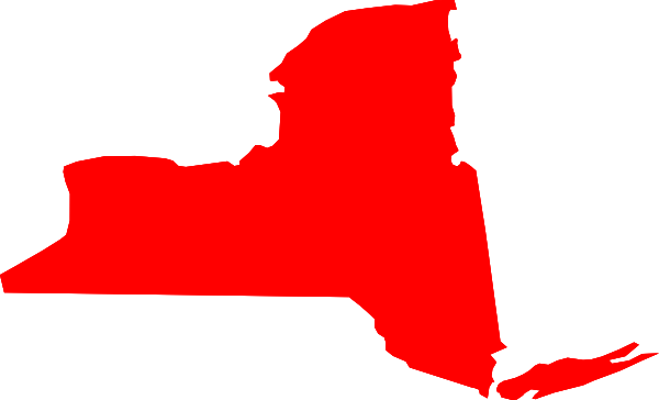 new york map png