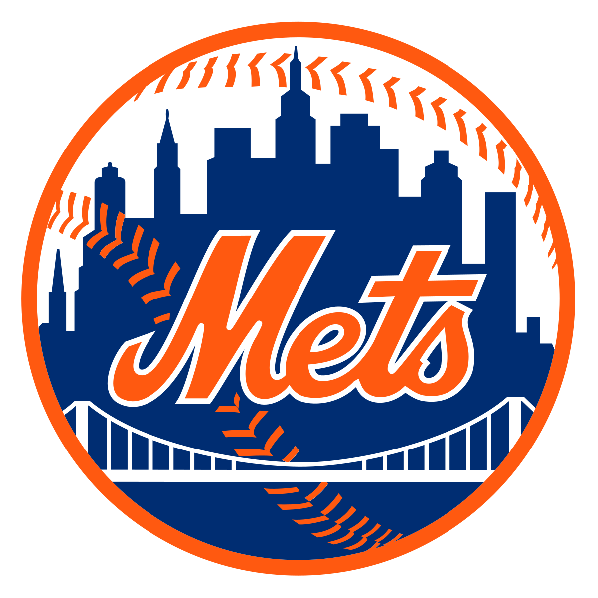 New york mets logo png. Wikipedia