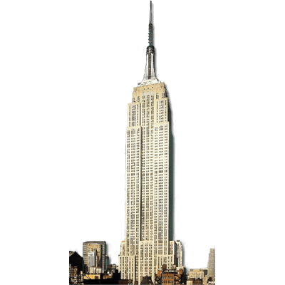Transparent images stickpng empire. New york png state graphic royalty free library