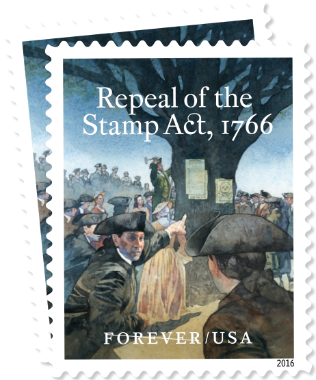 New york stamp png. Repeal of the act