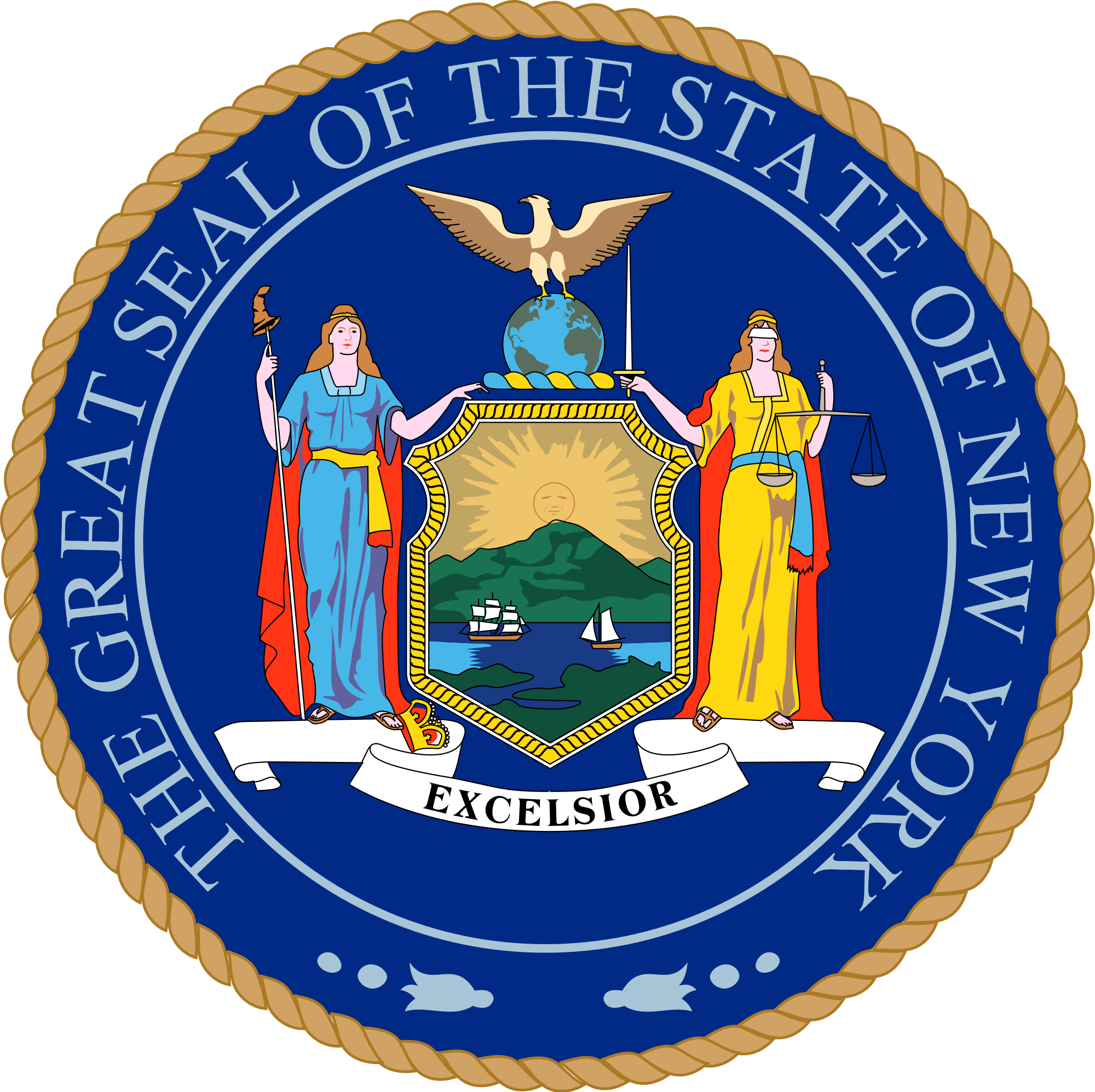 Of wikipedia yorksvg. New york state seal png banner freeuse library