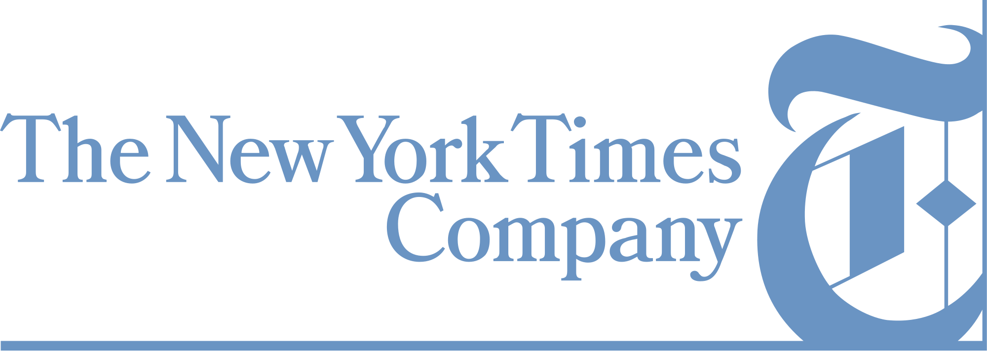 New york times logo png. File the company svg