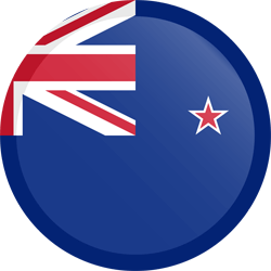 New zealand flag png. Image country flags button