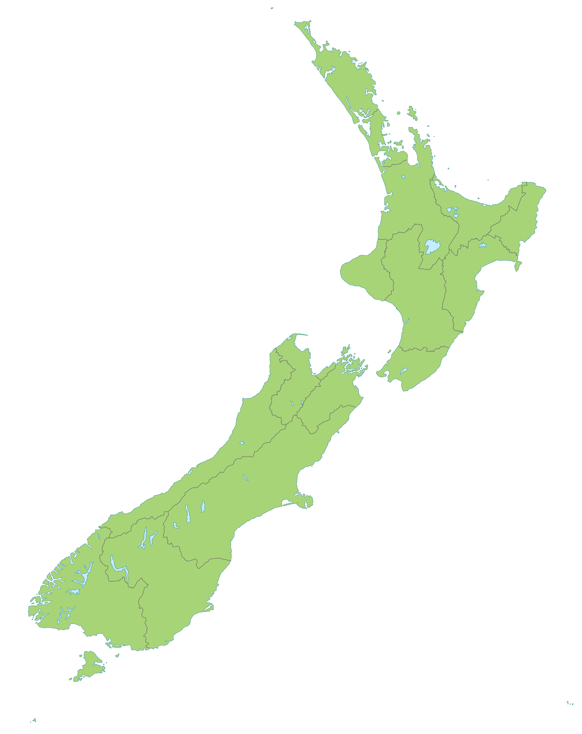 New zealand map png. File location transparent svg