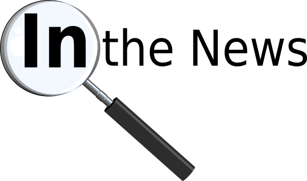 news clipart magnifying glass