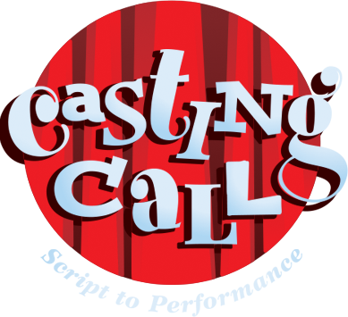 News clipart relevant. Casting call is a