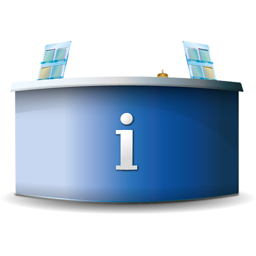News desk png. Info icon free icons