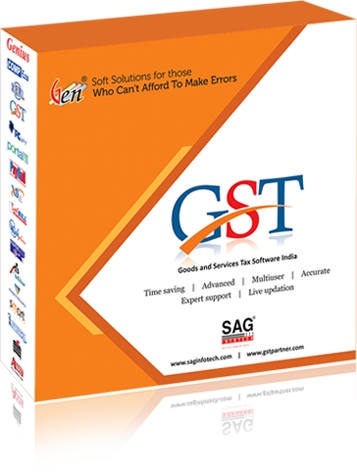 Newspaper clip gst. Pros and cons in