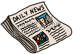 Newspaper clipart. At getdrawings com free