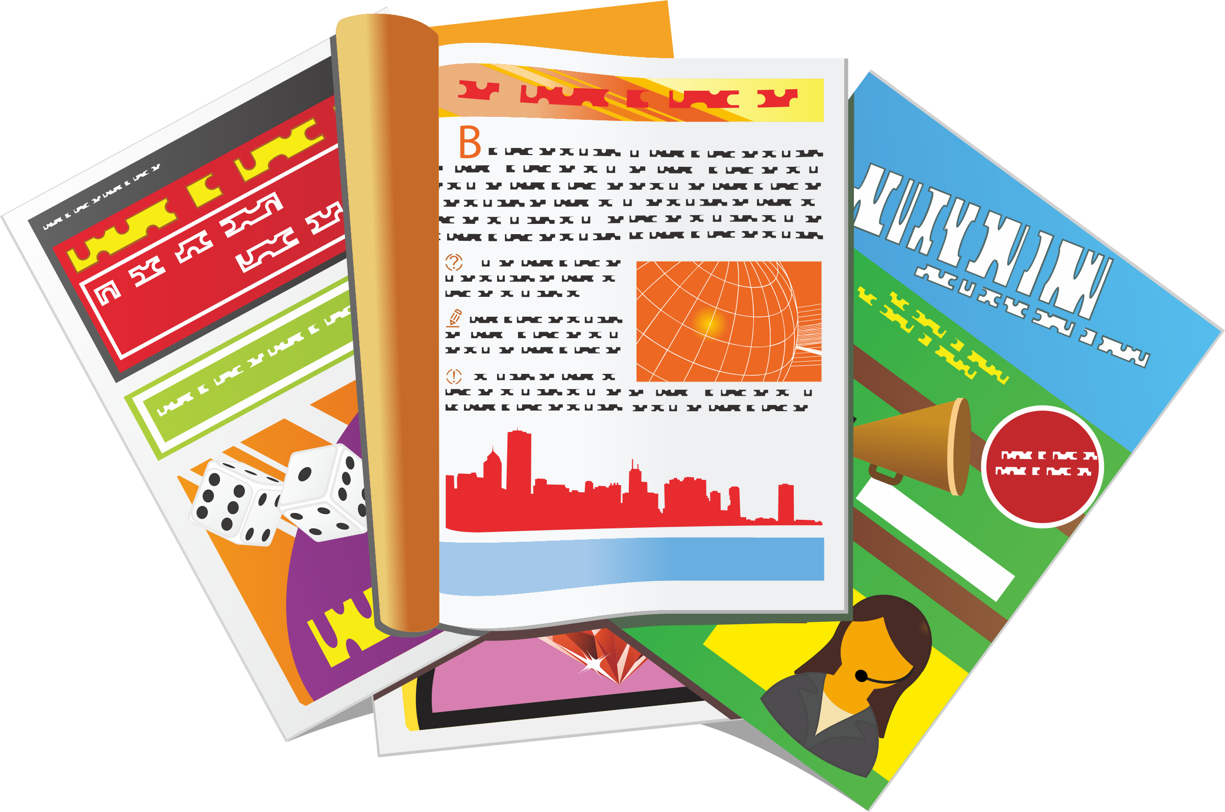 Newspaper clipart book magazine. Big image png