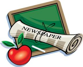 Newspaper school district