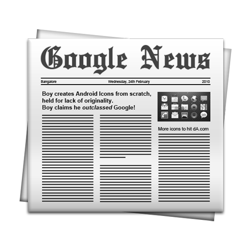 Newspaper .png. News icon free icons