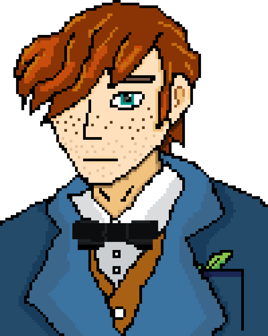 Newt drawing adorable. Pixilart scamander from fantastic