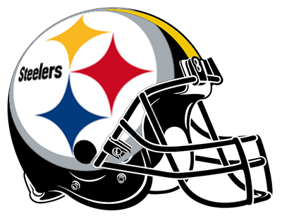 steelers vector word