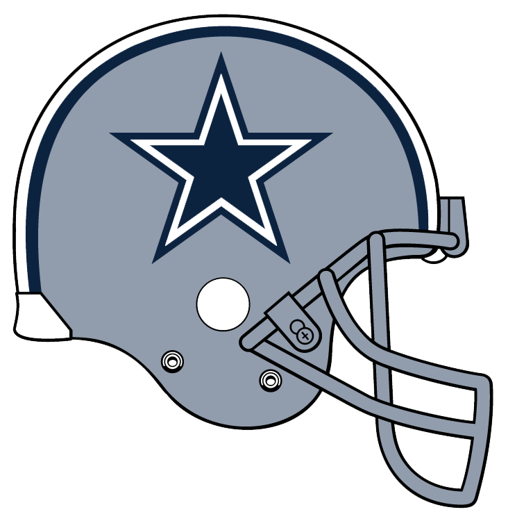 Nfl clip dallas cowboys. Silhouette at getdrawings com