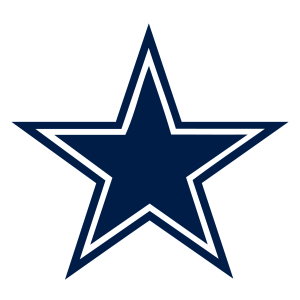 Nfl clip dallas cowboys. Fathead wall decals more