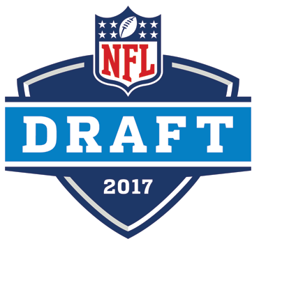 2017 nfl draft logo png. One of five