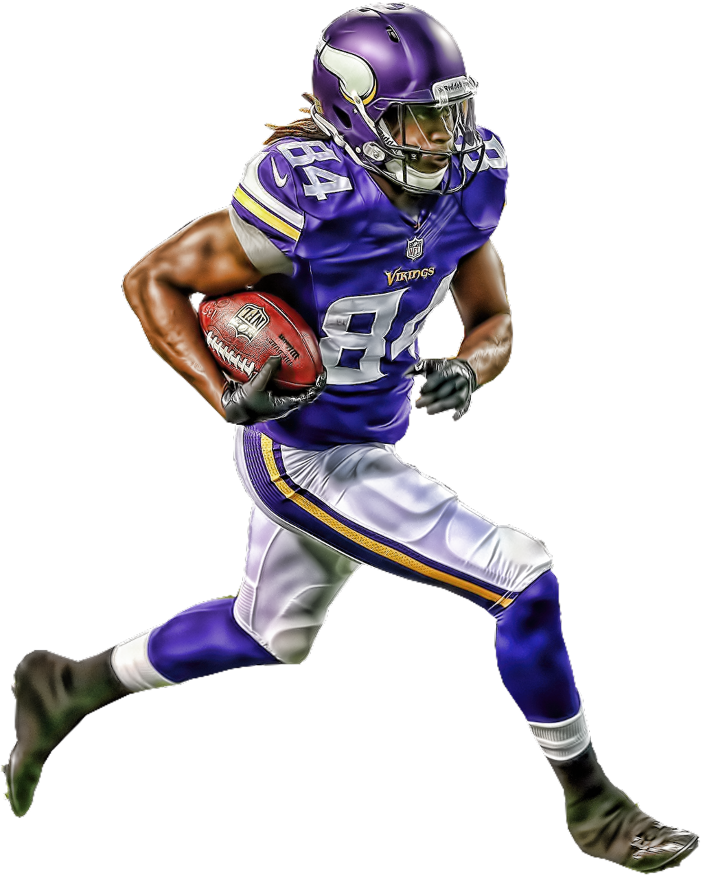 Nfl png players. American football