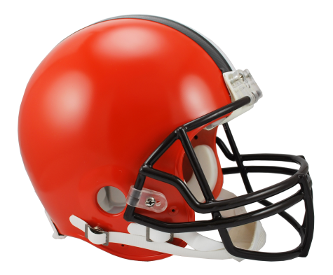 Nfl football png image. Cleveland browns authentic full