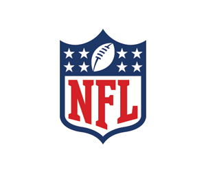 Nfl logo png white. National football league transparent