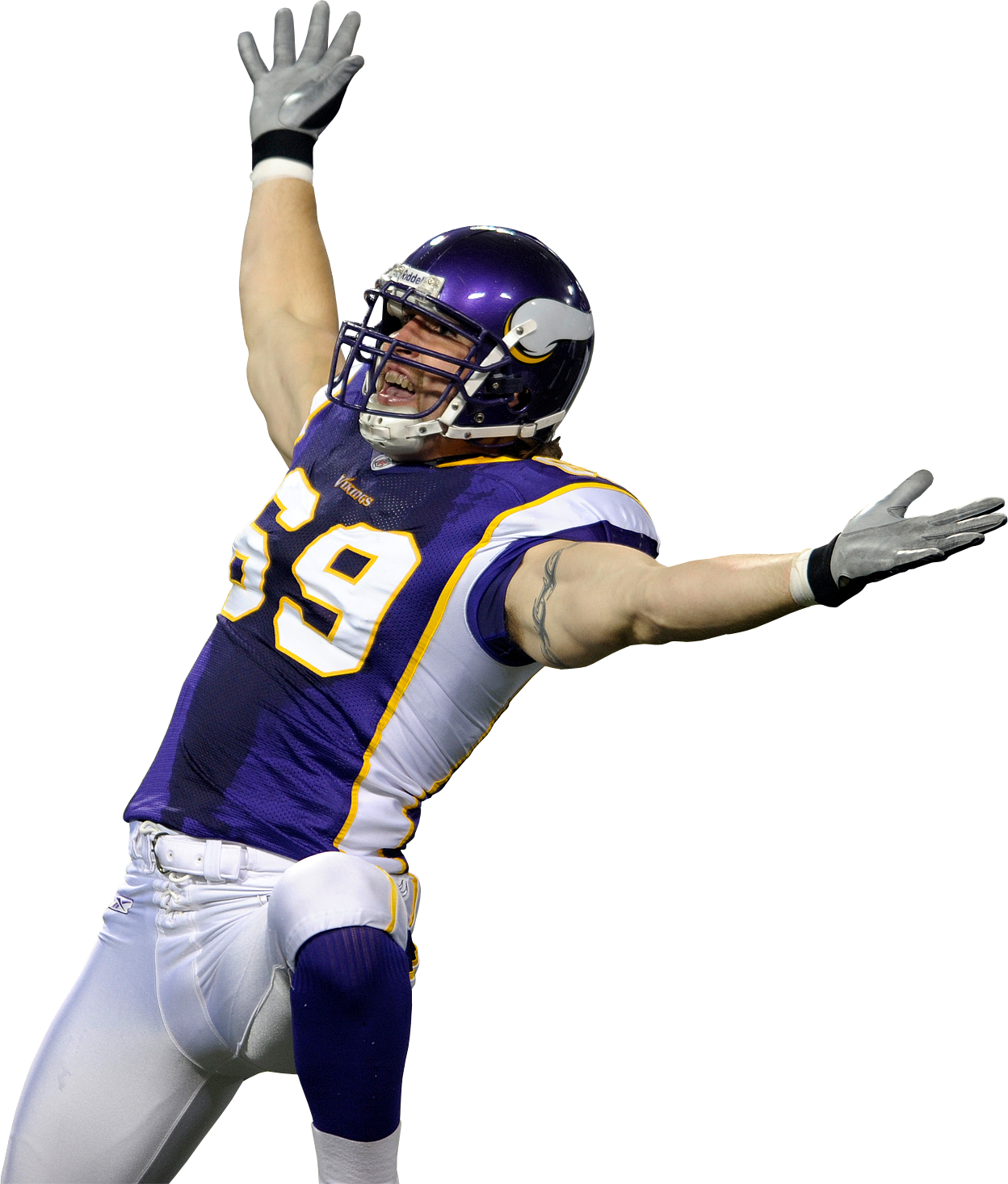 Nfl players png. American football player image