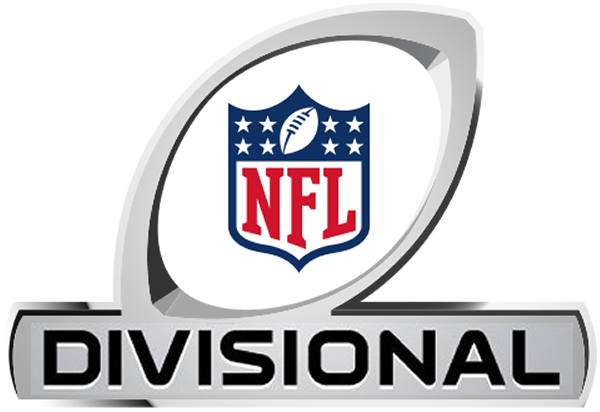 Nfl playoffs logo png. Divisional round could shake