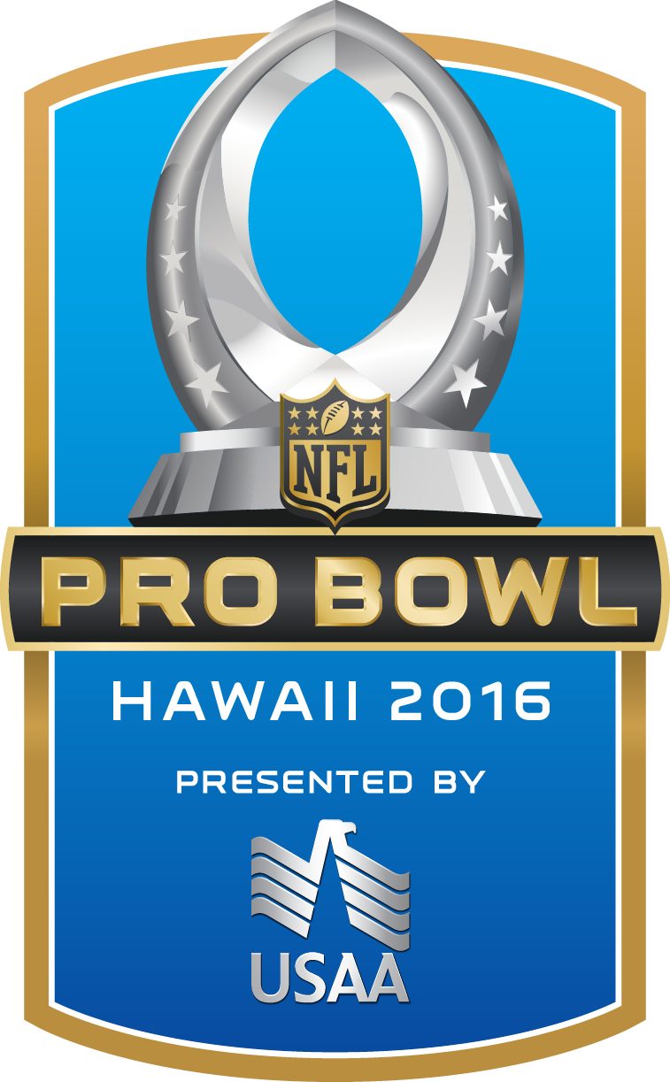 Nfl pro bowl logo png. Usaa announced as presenting