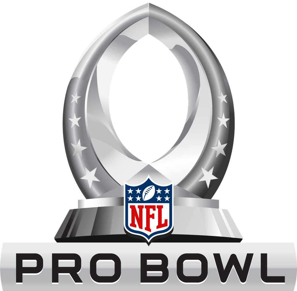Nfl pro bowl logo png. Players announced football