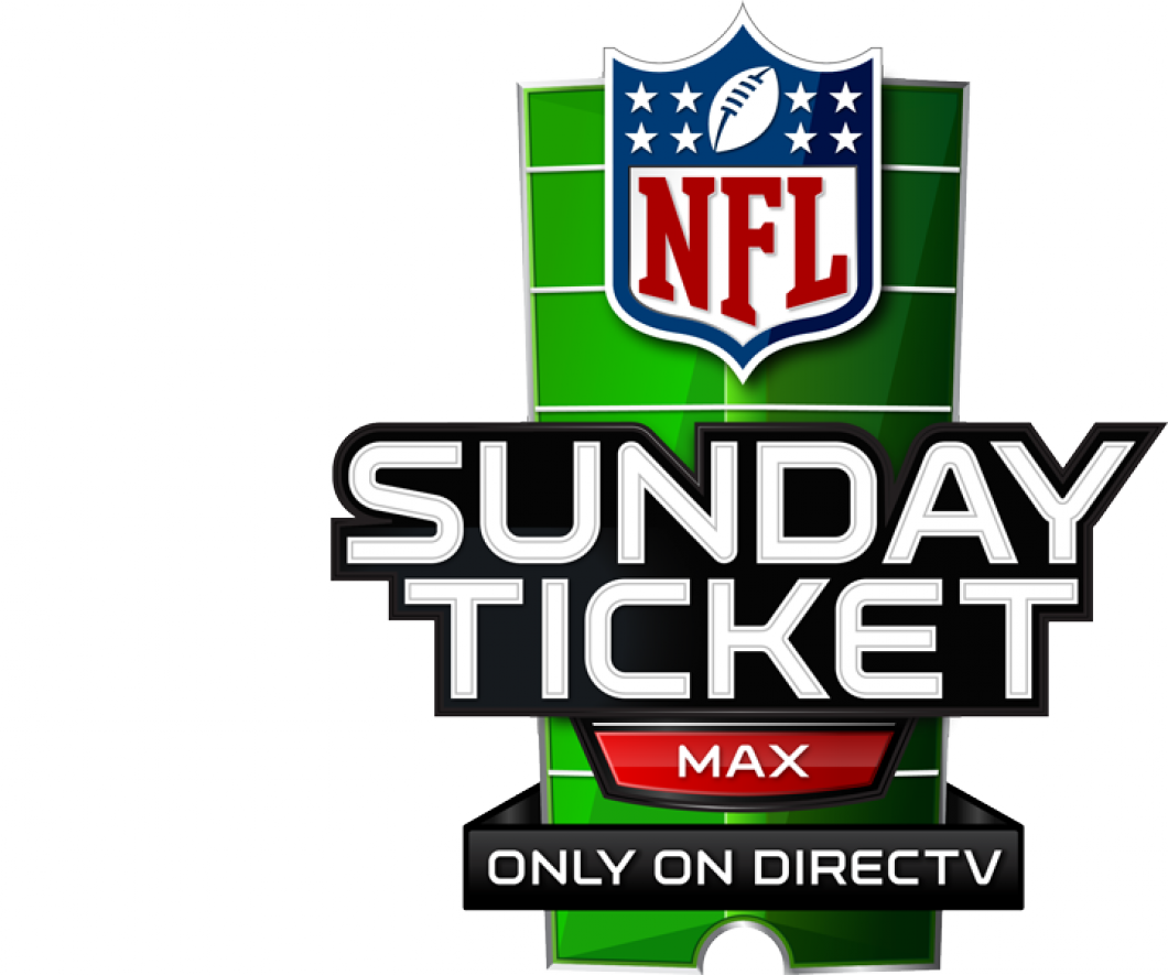 Sunday ticket logo png. Image nfl max logopedia