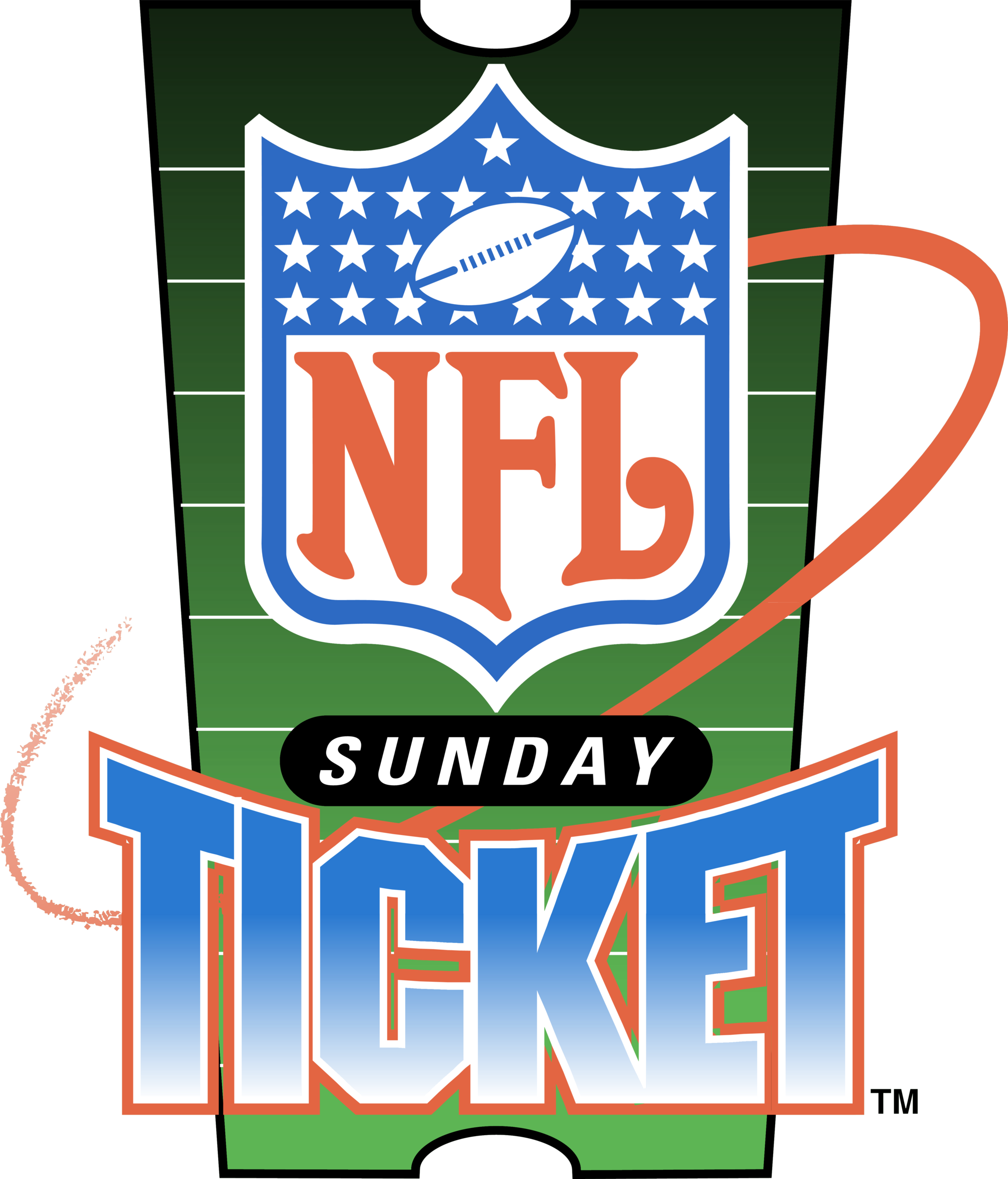 Sunday ticket logo png. Nfl logopedia fandom powered