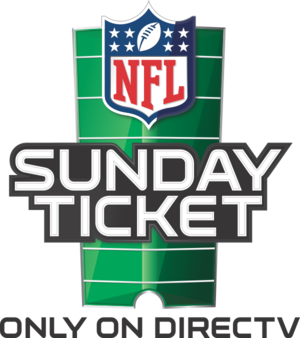Nfl sunday ticket png. Directv only on