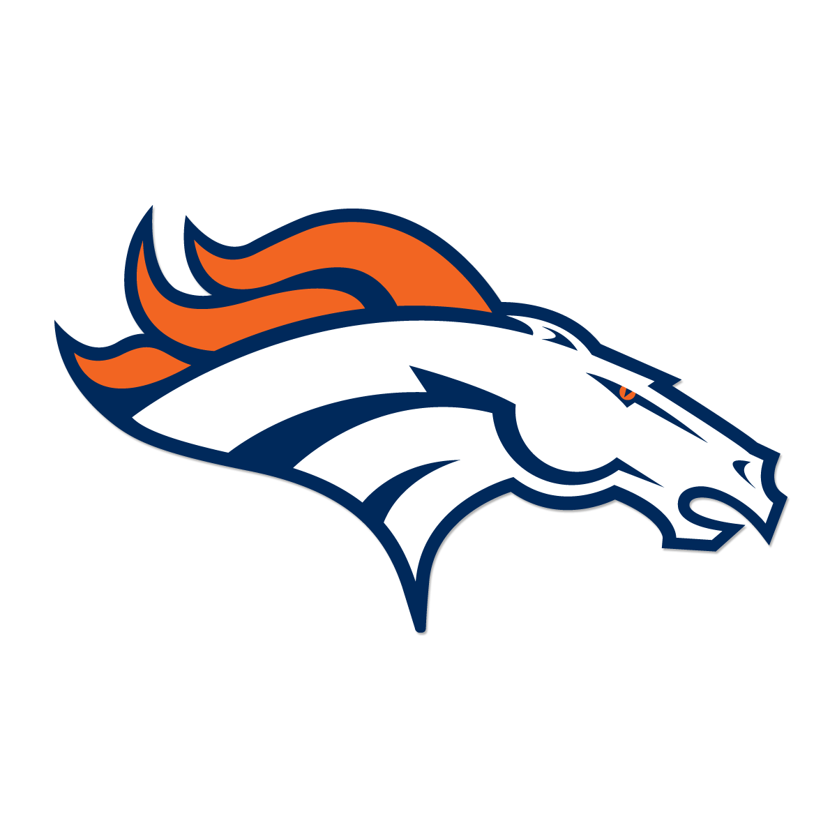 Nfl team logos 2015 png. Broncos head to with