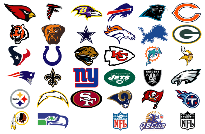 Nfl teams logo png. How to help your