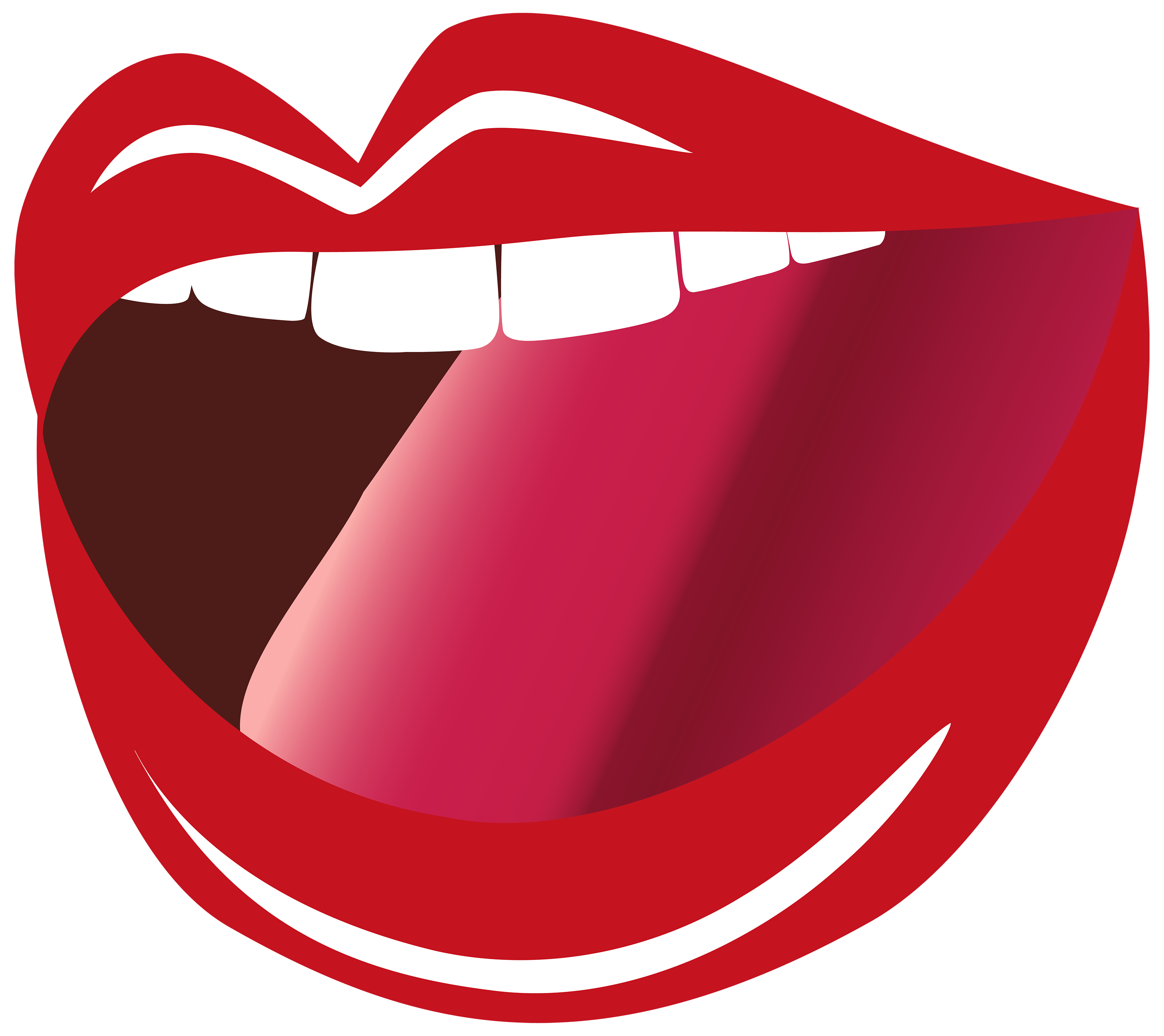 Mouth clipart clean mouth. Open png image best