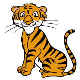 tiger cartoon png