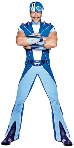 Nick drawing. Sportacus jr pinterest lazy