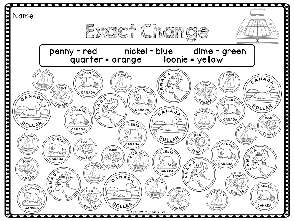 Nickel clipart money canadian. Pinterest activities counting coins