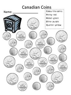 Nickel clipart money canadian. A pinch of kinder