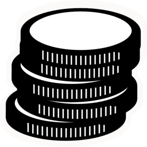 Stunning design ideas nickel. Vector coins line svg library library