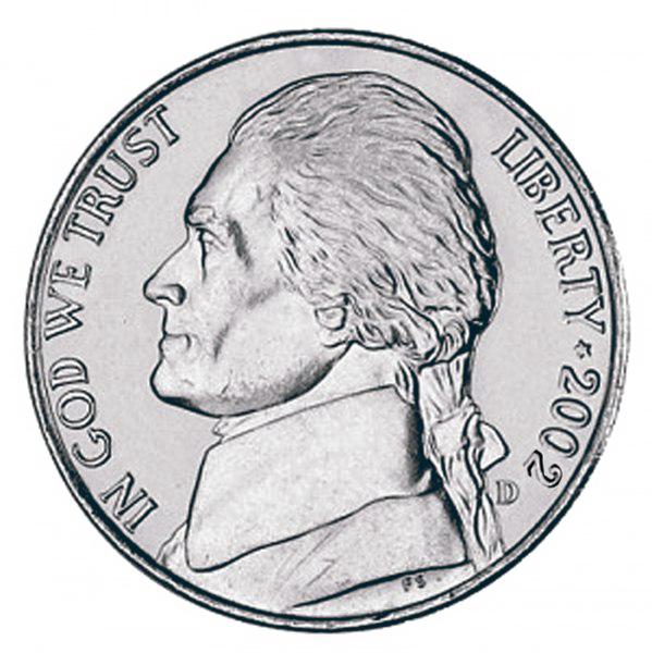 Nickle. Nickel png clipart mart