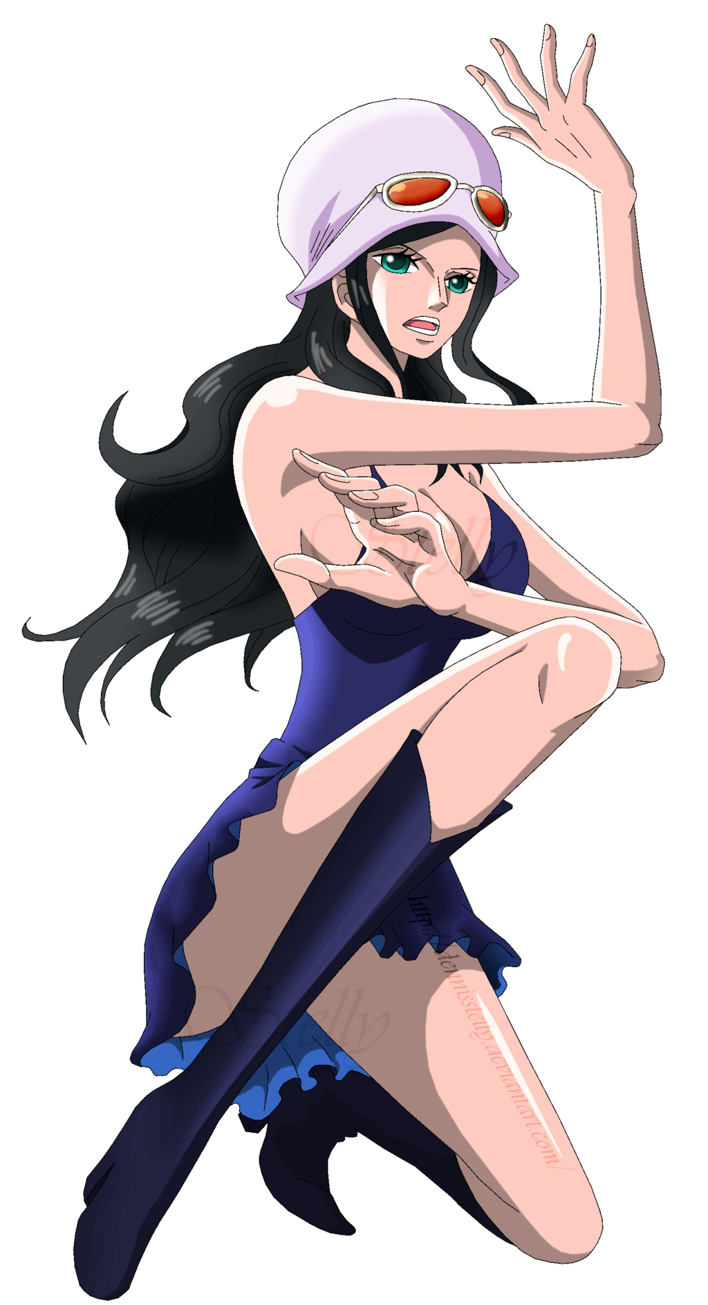 Robin one piece png