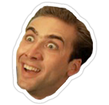 Nicolas cage face png. Image result for nicholas