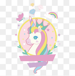 Nicorn png vector. Unicorn images vectors and
